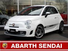 アバルト アバルト595コンペティツィオーネ レコードモンツァ 5AT 新車保証継承