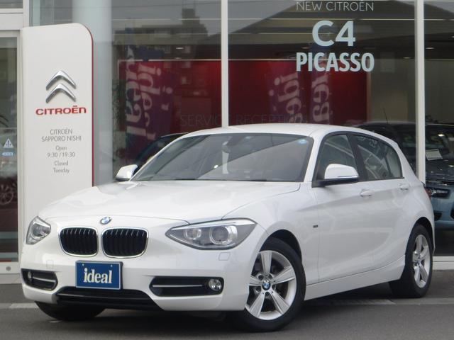 BMW 1シリーズ 116i スポーツ フルセグHDDナビ キセノ...