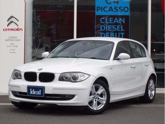 BMW 120i 電動シート キセノン キーレス LCI