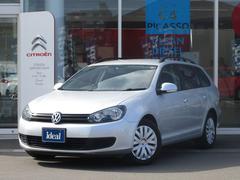 VW ゴルフヴァリアントTSI トレンドライン フルセグナビ ETC キーレス