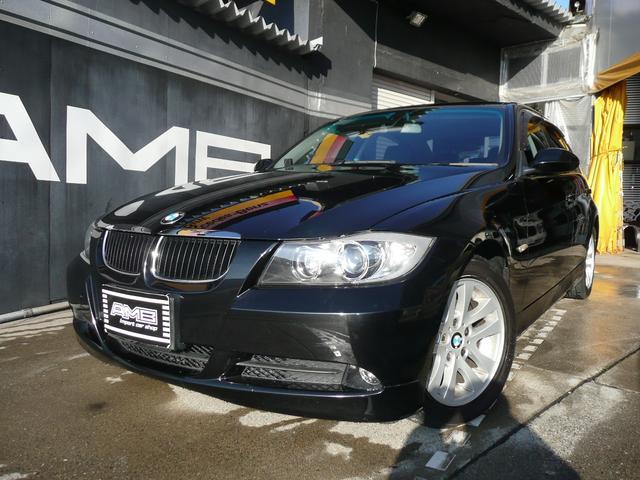 BMW 3シリーズ 320i ハイラインパッケージ黒革純正ナビ (なし)