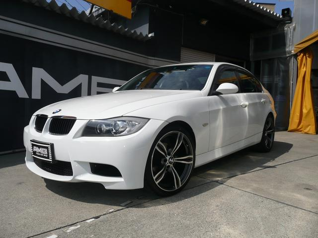 BMW 3シリーズ 320iM3タイプエアロ19アルミ純正ナビ記録...
