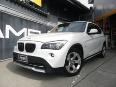 BMW X1xDrive 20i黒革ナビPスタート記録簿