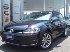 VW ゴルフTSIハイラインブルーモーションテクノロジー 1オーナー