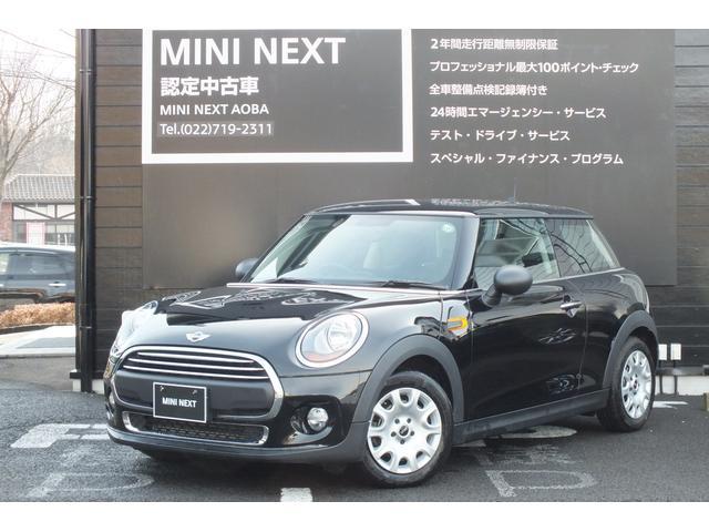 MINI MINI ワン 正規ディーラー認定中古車 (検29.11)