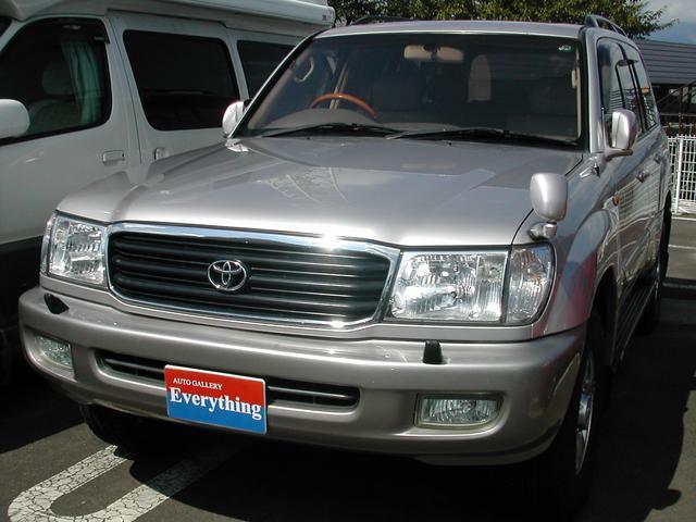 トヨタ VXリミテッド Gセレクション