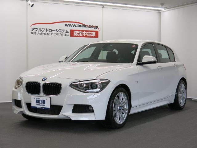 BMW 1シリーズ 116i Mスポーツ 純正HDDナビ Bキセノ...