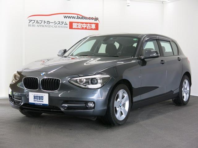 BMW 1シリーズ 116i スポーツ 純正HDDナビBカメラ 1...