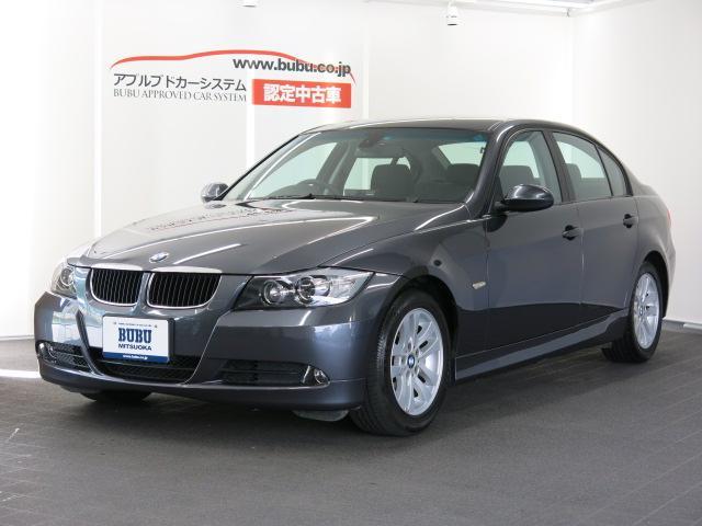 BMW 3シリーズ 320iカロッツェリアHDDナビ 純正16AW...