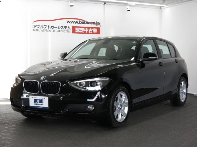 BMW 1シリーズ 116i 純正HDDナビ ETC BキセノンH...
