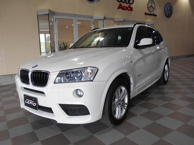 Photo of BMW X3 X DRIVE 20D / used BMW