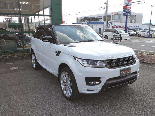 Photo of LAND_ROVER RANGE ROVER SPORT AUTOBIOGRAPHY DYNAMIC / used LAND_ROVER