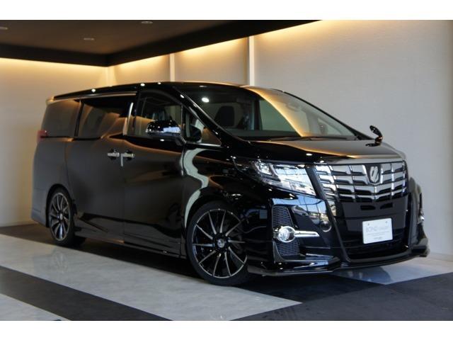 トヨタ 2.5S 4WDWALDコンプリート新車未登録車
