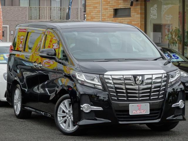トヨタ 2.5S stradaナビTV 両側電動ドア LED