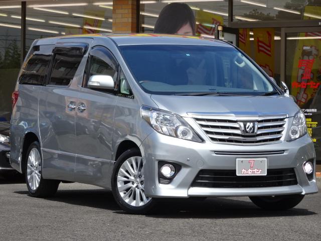 トヨタ 240S 8インチHDDナビTV 電動ドア 4WD