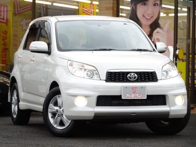 トヨタ G Lパッケージ モデリスタエアロ キセノン 4WD