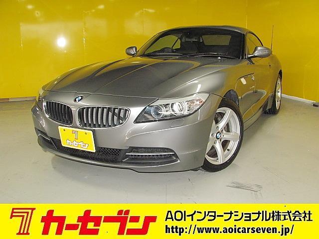 BMW Z4 sDrive23i 純正HDDナビ フルセグTV キ...