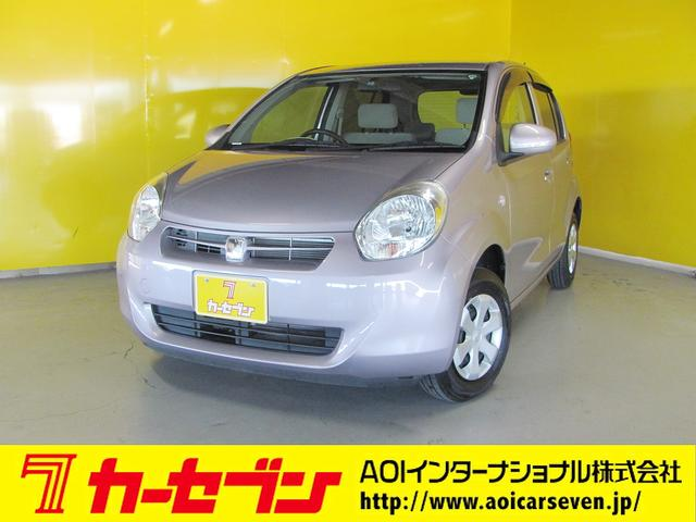 トヨタ X ユルリ  スマートキー CD