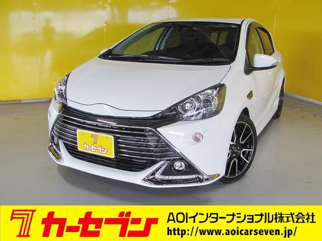 トヨタ G G's 純正SDナビ フルセグTV LEDヘッドライト