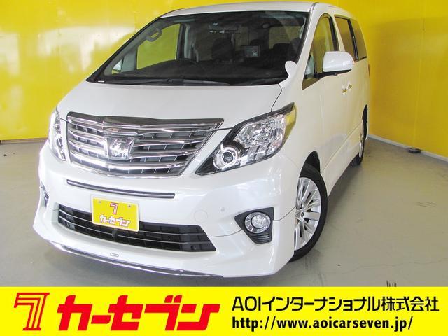 トヨタ 240S 純正HDDナビ HIDオートライト フルセグTV