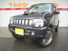 ジムニーワイルドウインド 4WD 1オーナ 16AW CD ETC
