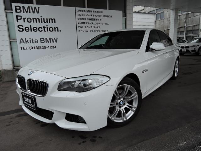 BMW 5シリーズ 528i Mスポーツパッケージ (車検整備付)