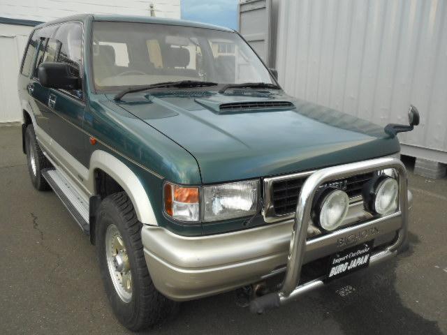 いすゞ いすゞ ビッグホーン 新車価格 : car.biglobe.ne.jp