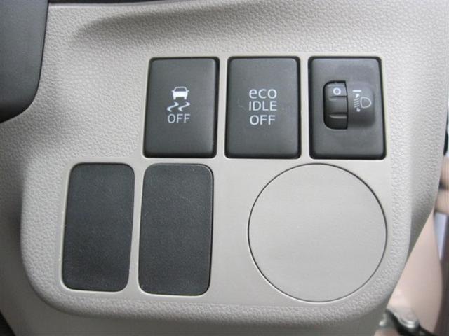 VSC(横滑り防止装置)、アイドリングストップ機能付