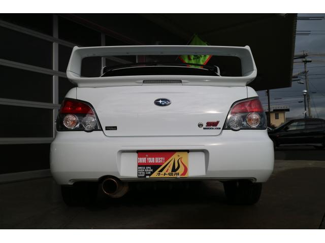 WRX STIスペックCタイプRA2005 4WD 1オーナ(7枚目)