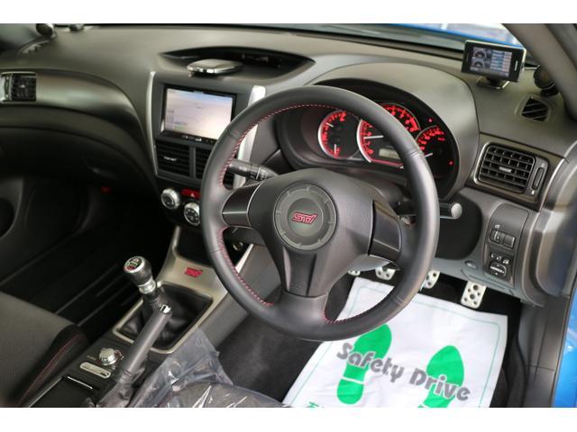 WRX STI tSタイプRA 4WDターボ禁煙車 6速MT(15枚目)
