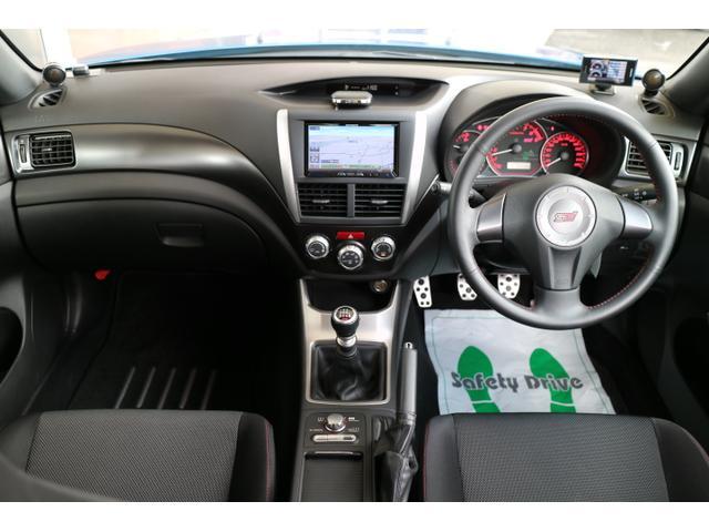 WRX STI tSタイプRA 4WDターボ禁煙車 6速MT(17枚目)
