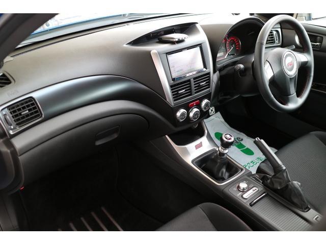 WRX STI tSタイプRA 4WDターボ禁煙車 6速MT(18枚目)