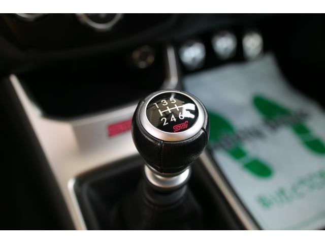 WRX STI tSタイプRA 4WDターボ禁煙車 6速MT(19枚目)