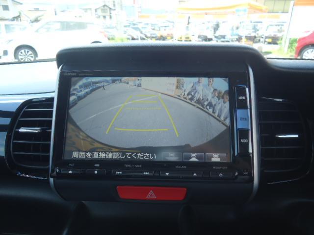 G ターボSSパッケージ 4WD 純正SDナビ HID(11枚目)
