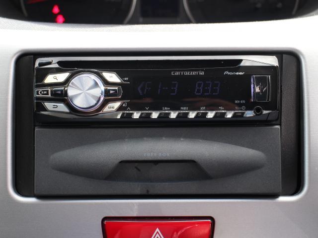 4WD!ターボ!HIDライト!15インチアルミ!ETC!セキュリティ!エアロ!CD/AUX端子!走行5.2万km!