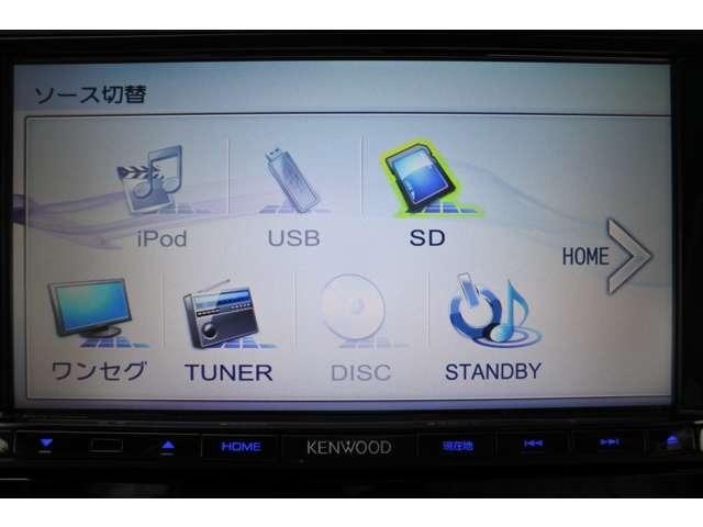 G・Lパッケージ 社外CDチューナー 片側スライドドア(10枚目)