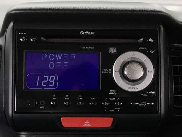 G Honda純正CD USBオーディオ(16枚目)