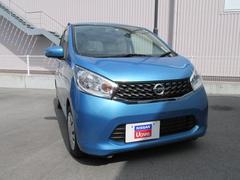 沖縄の中古車 日産 デイズ 車両価格 109万円 リ済別 平成26年 1.1万K ミネラルブルーM