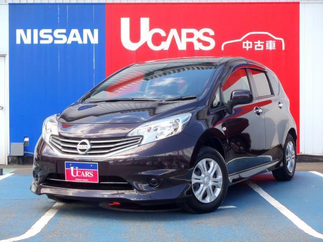日産ワイド保証付き♪日産大阪UCARS摂津へGO♪クオリティを高めたプレミアムコンパクトカー!純正エアロがきまってます!