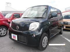 沖縄の中古車 日産 モコ 車両価格 88万円 リ済別 平成26年 3.6万K コメットグリーンPM