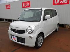 新潟の中古車 日産 モコ 車両価格 129.6万円 リ済別 平成27年 0.7万K スノーパールホワイト