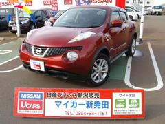 新潟県の中古車ならジューク 15RX