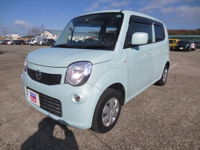 Photo of NISSAN MOCO S FOUR / used NISSAN