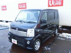新潟の中古車 日産 NV100クリッパーリオ 車両価格 140.4万円 リ済別 平成27年 0.5万K ブルーイッシュブラックP