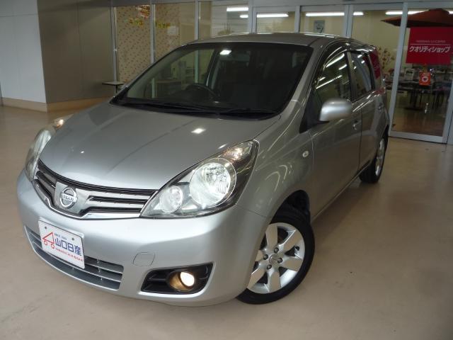 日産 ノート 15RX キセノン インテリジェントキー (車検整備付)