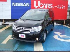 新潟県の中古車ならセレナ 20G Sハイブリッド アドバンスドセーフティパッケージ