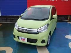 新潟の中古車 日産 デイズ 車両価格 118万円 リ済別 平成27年 0.9万K レモンライム