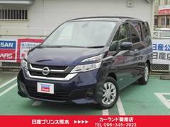 セレナ X TV ナビ バックカメラ 片側電動スライドドア(日産)