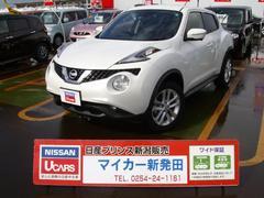 新潟県の中古車ならジューク 15RX Vセレクション アラウンドビュー