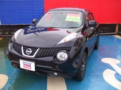 新潟県の中古車ならジューク 15RX タイプV